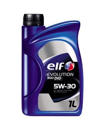 Моторное масло Elf Evolution 900 DID 5W-30 1л