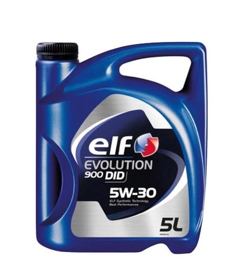 Моторное масло Elf Evolution 900 Did 5W-30 5л