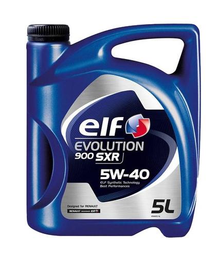 Моторное масло Elf Evolution 900 SXR 5W-40 5л