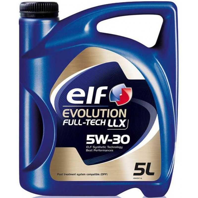 Моторное масло Elf Evolution Full-Tech LLX 5W-30 5л
