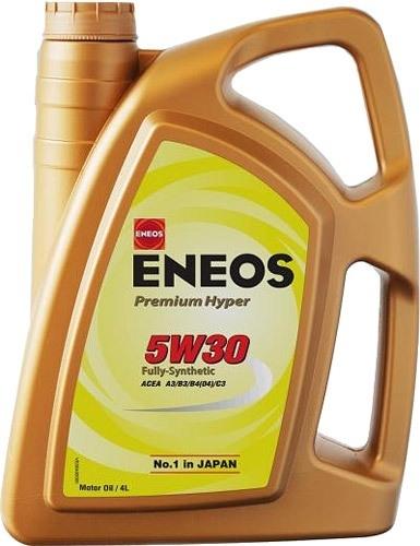Моторное масло Eneos Premium Hyper 5W-30 4л