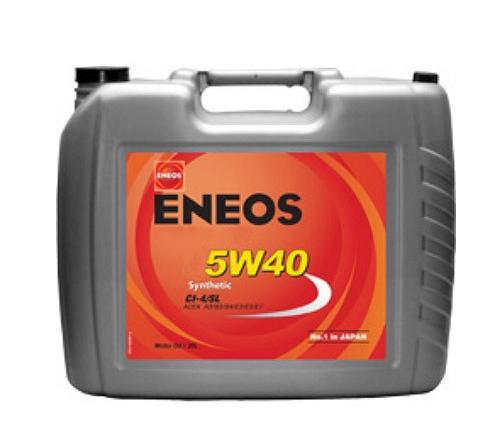Моторное масло Eneos Premium Hyper 5W-40 20л