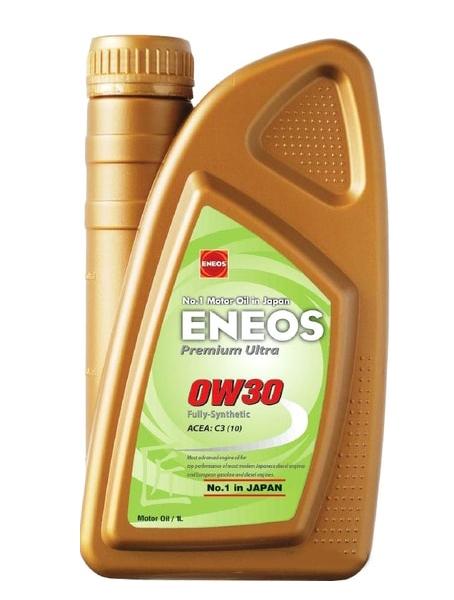 Моторное масло Eneos Premium Ultra 0W-30 1л