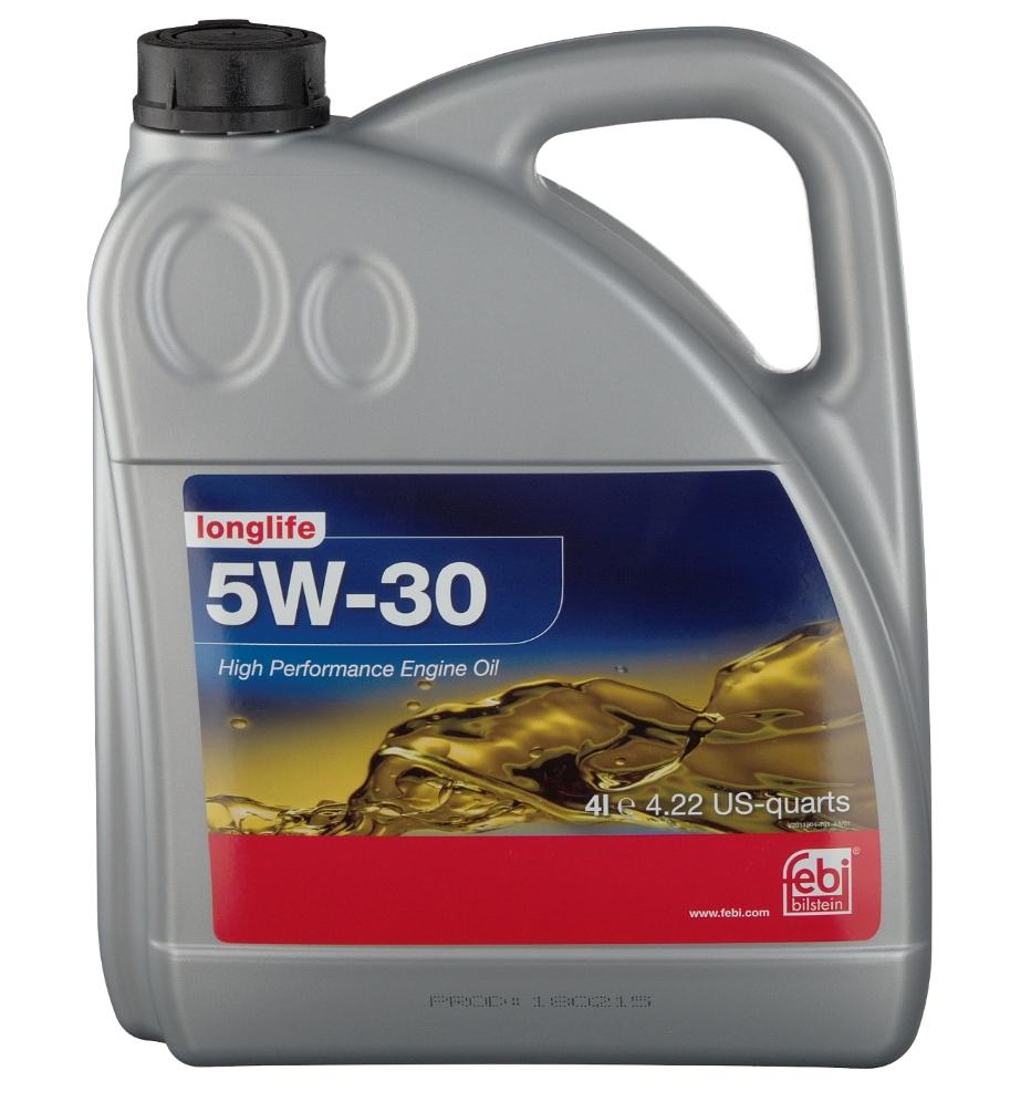 Моторное масло Febi SAE 5W-30 Longlife 4л