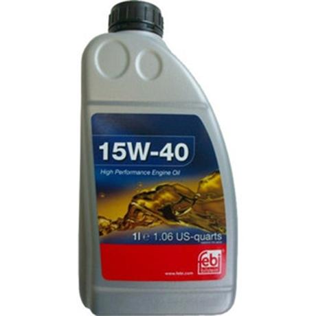 Моторное масло Febi SAE 15W-40 1л