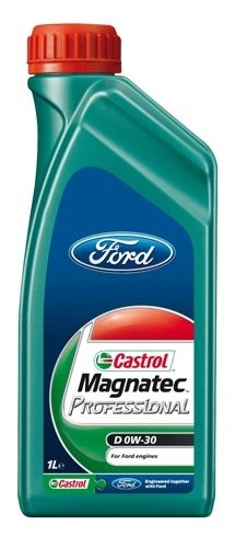 Моторное масло Ford Castrol Magnatec Professional D 0W-30 1л