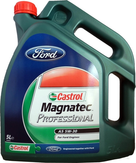 Моторное масло Ford Castrol Professional A5 5W-30 5л