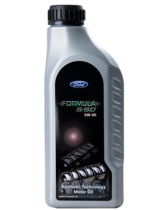 Моторное масло Ford Formula S/SD 5W-40 1л