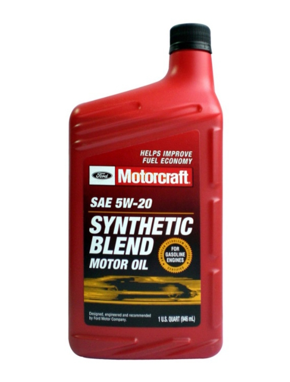 Моторное масло Ford Premium Synthetic Blend 5W-20 0.946л