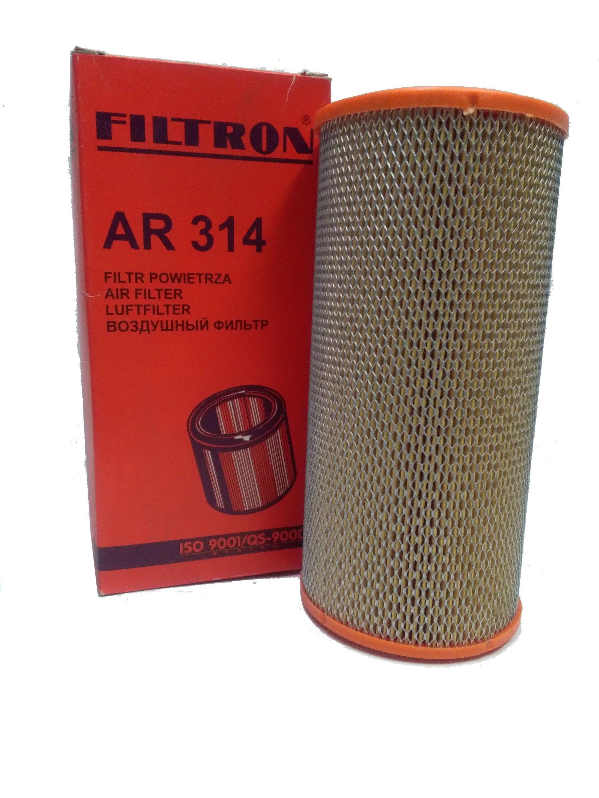 Фильтр воздушный AR314 Filtron