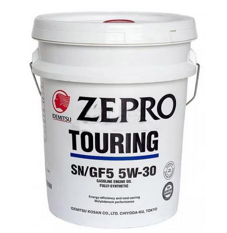 Моторное масло Idemitsu Zepro Touring 5W-30 20л