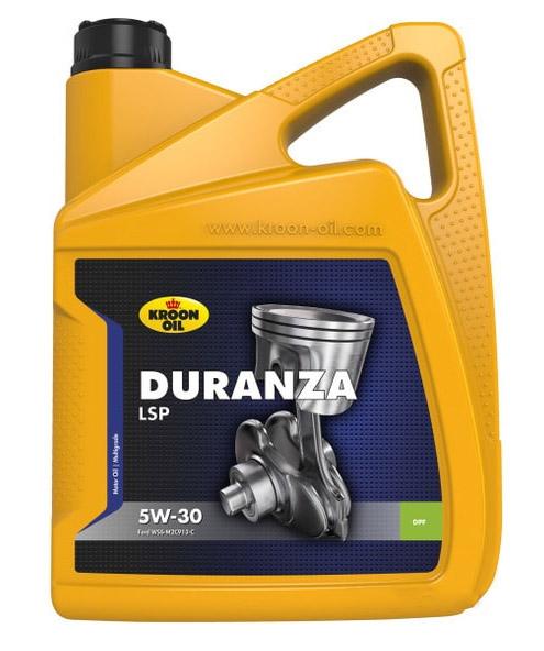 Моторное масло Kroon Oil Duranza LSP 5W-30 5л