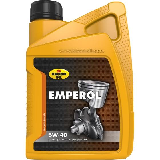 Моторное масло Kroon Oil Emperol 5W-40 1л