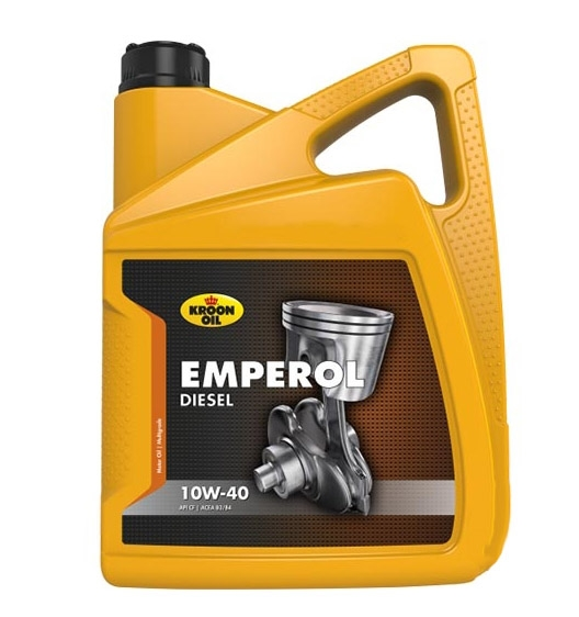 Моторное масло Kroon Oil Emperol Diesel 10W-40 5л