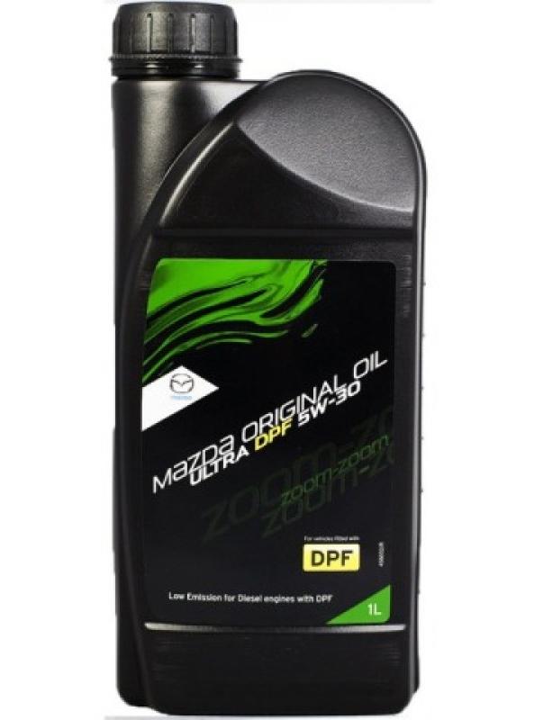 Моторное масло Mazda Ultra DPF 5W-30 1л