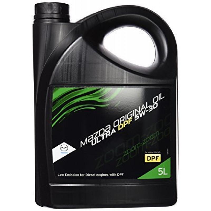 Моторное масло Mazda Ultra DPF 5W-30 5л