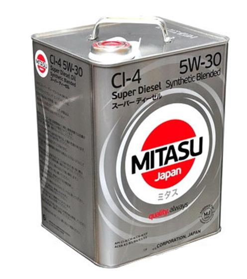 Моторное масло Mitasu MJ-220 5W-30 6л