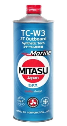 Моторное масло Mitasu MJ-923 TC-W3 1л