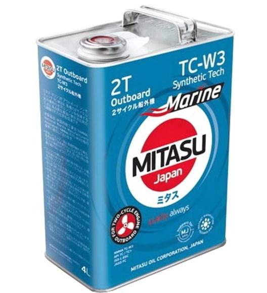 Моторное масло Mitasu MJ-923 TC-W3 4л