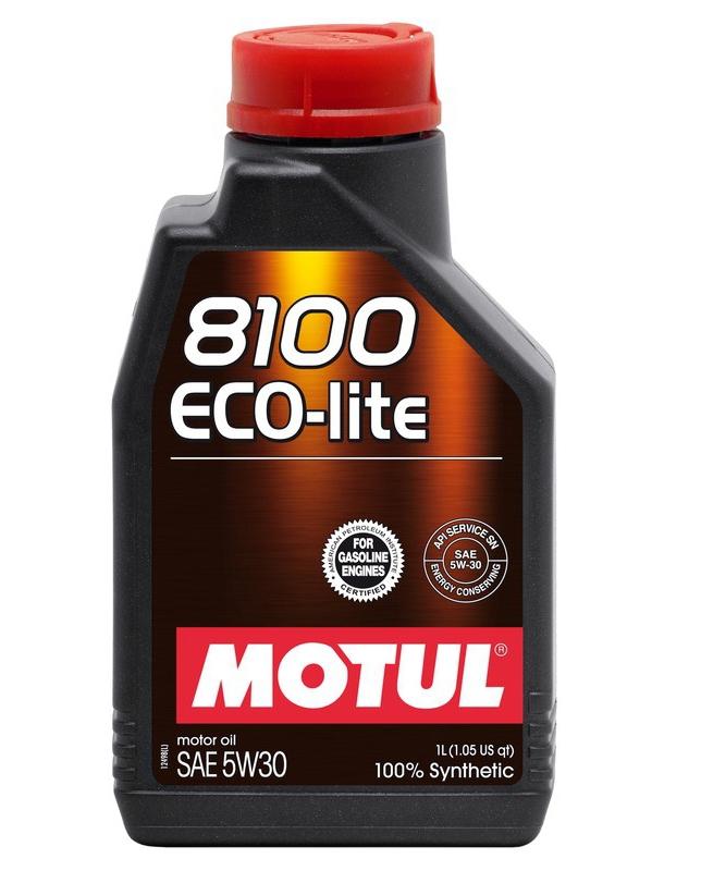 Моторное масло Motul 8100 Eco-lite 5W-30 1л