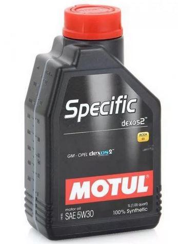 Моторное масло Motul Specific DEXOS2 5W-30 1л
