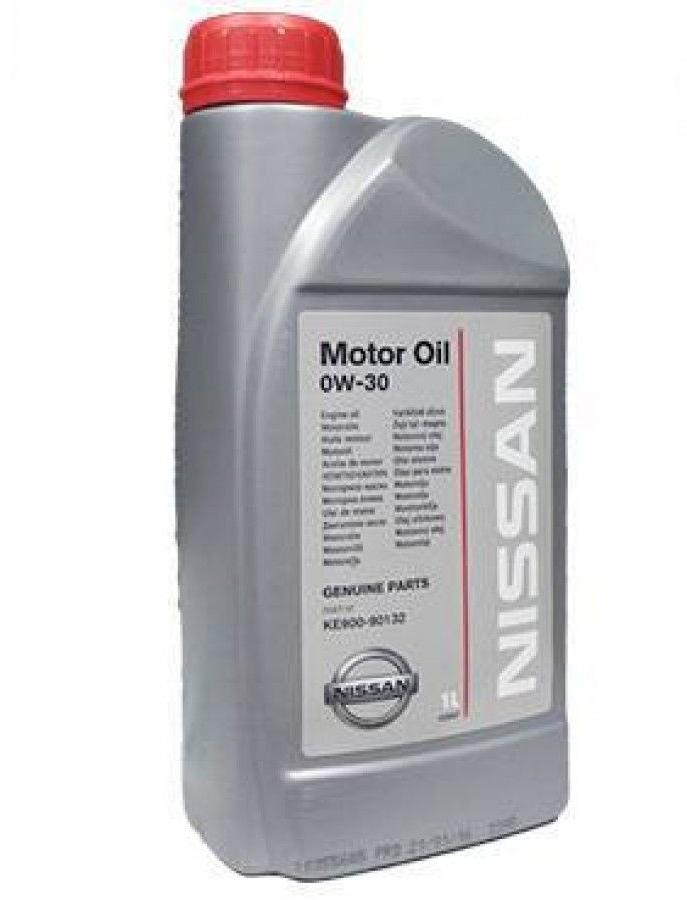 Моторное масло Nissan 0W-30 1л