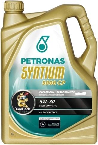 Моторное масло Petronas Syntium 5000 CP 5W-30 5л