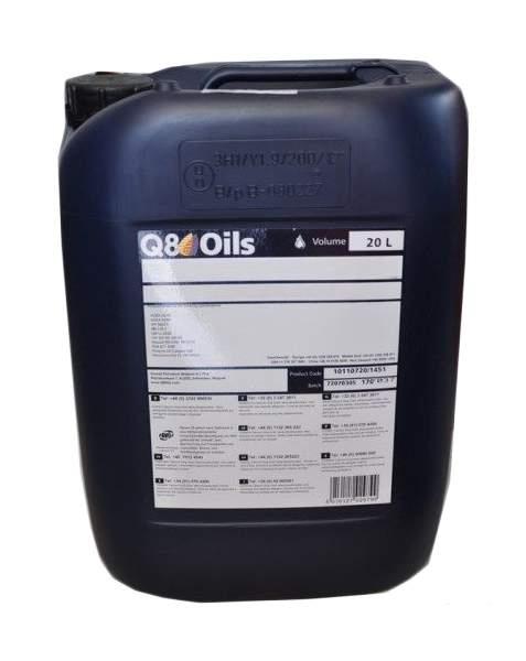 Моторное масло Q8 10W-40 Advanced 20л