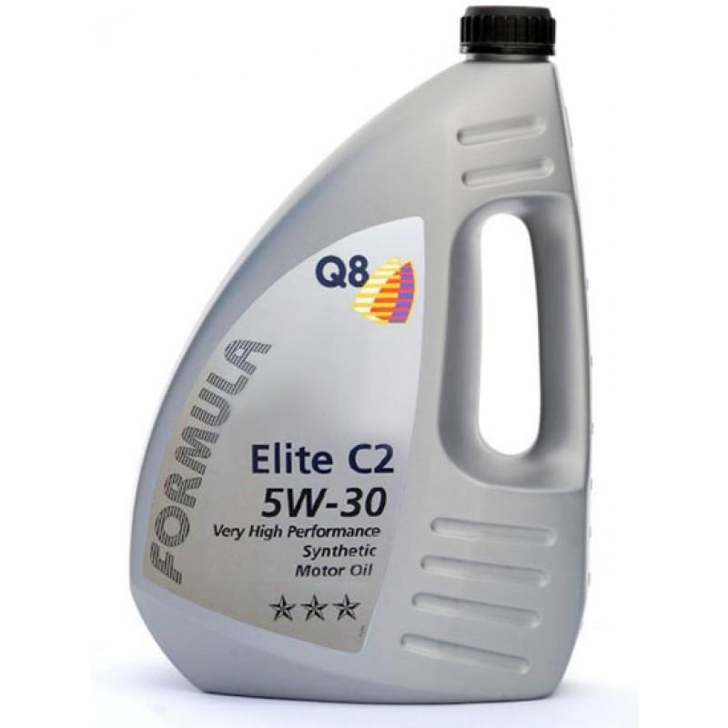 Моторное масло Q8 Formula Elite C2 5W-30 4л