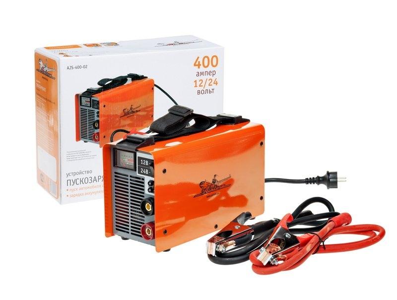 Пуско-зарядное устройство Airline AJS-400-02