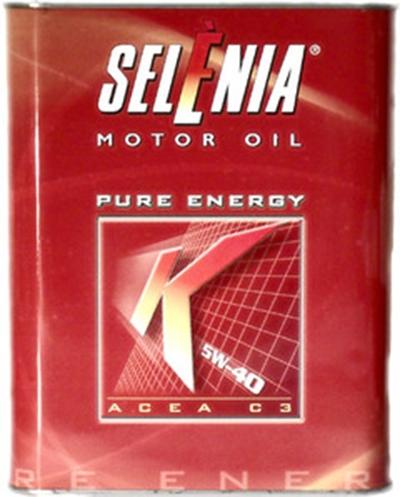 Моторное масло SELENIA K Pure Energy 5W-40 2л