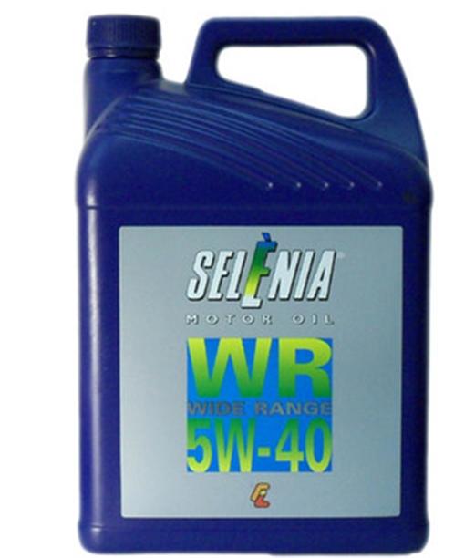 Моторное масло SELENIA WR 5W-40 5л