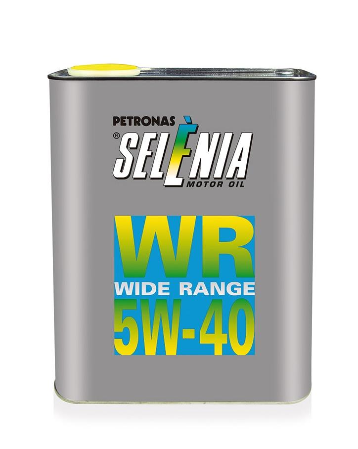Моторное масло SELENIA WR 5W-40 2л