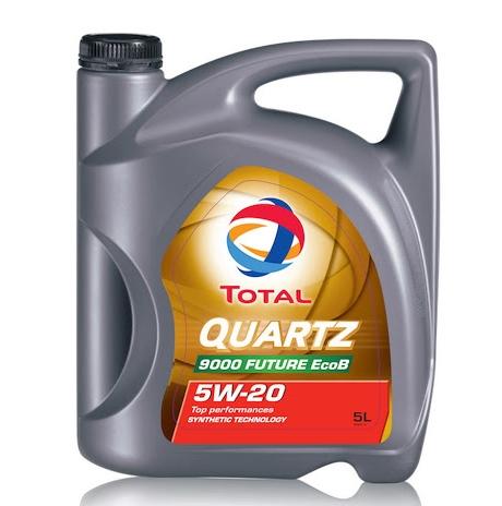 Моторное масло Total Quartz 9000 Future EcoB 5W-20 5л