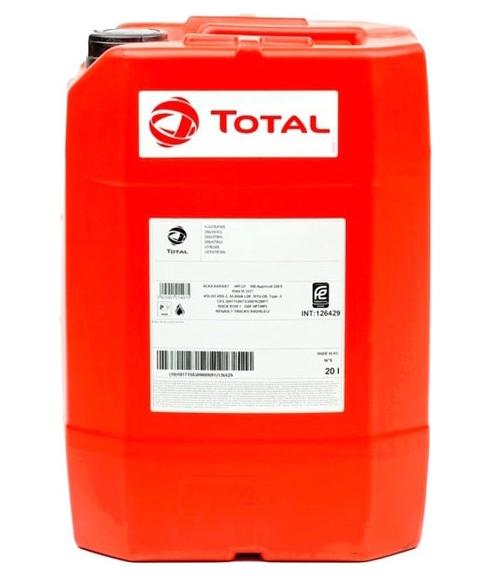 Моторное масло Total Rubia TIR 8600 10W-40 20л
