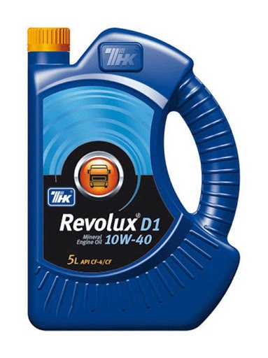 Моторное масло ТНК Revolux D1 10W-40 5л