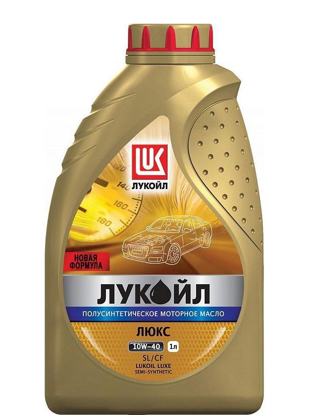 Моторное масло Лукойл Люкс 10W-40 1л