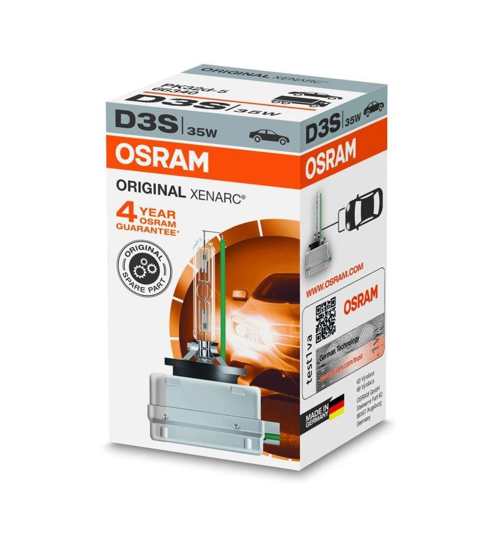 Лампа ксеноновая Osram Original Xenarc D3S 1шт