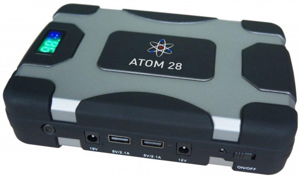 Портативное пусковое устройство Aurora Atom 28