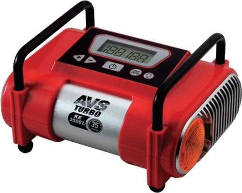 Автомобильный компрессор AVS Turbo KE 350EL