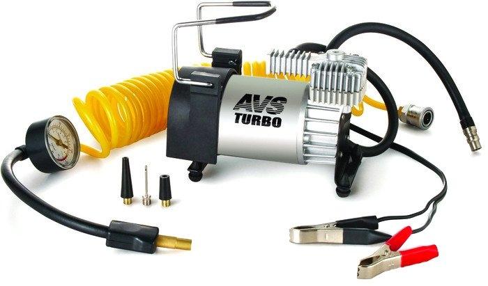 Автомобильный компрессор AVS Turbo KS 600