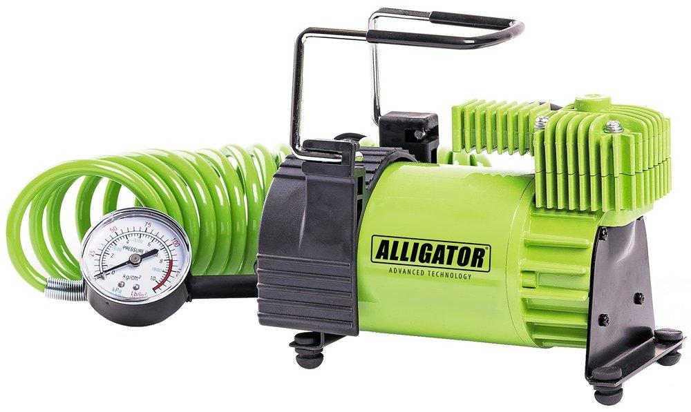 Автомобильный компрессор Alligator AL-400