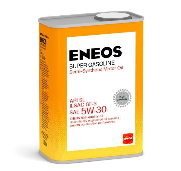 Моторное масло Eneos Super Gasoline 5W-30 1л