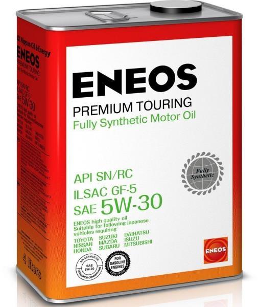 Моторное масло Eneos Premium Touring 5W-30 4л