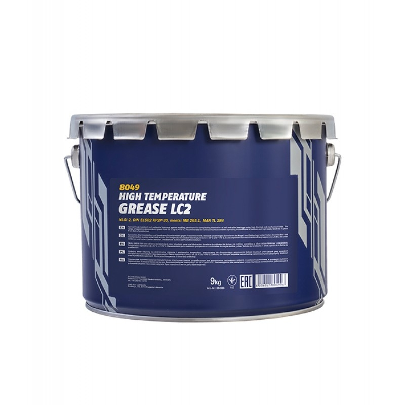 Смазка Mannol LC-2 High Temperature Grease 9кг