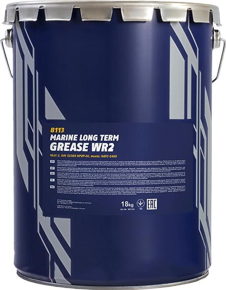 Смазка Mannol WR-2 Universal Long Term Grease 18кг