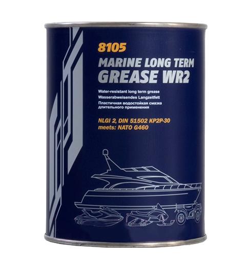 Смазка Mannol WR-2 Universal Long Term Grease 800г