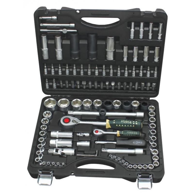 Универсальный набор инструмента RockForce 41082-5 108 предметов