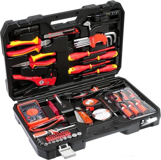 Универсальный набор инструментов Yato 68 предметов YT-39009