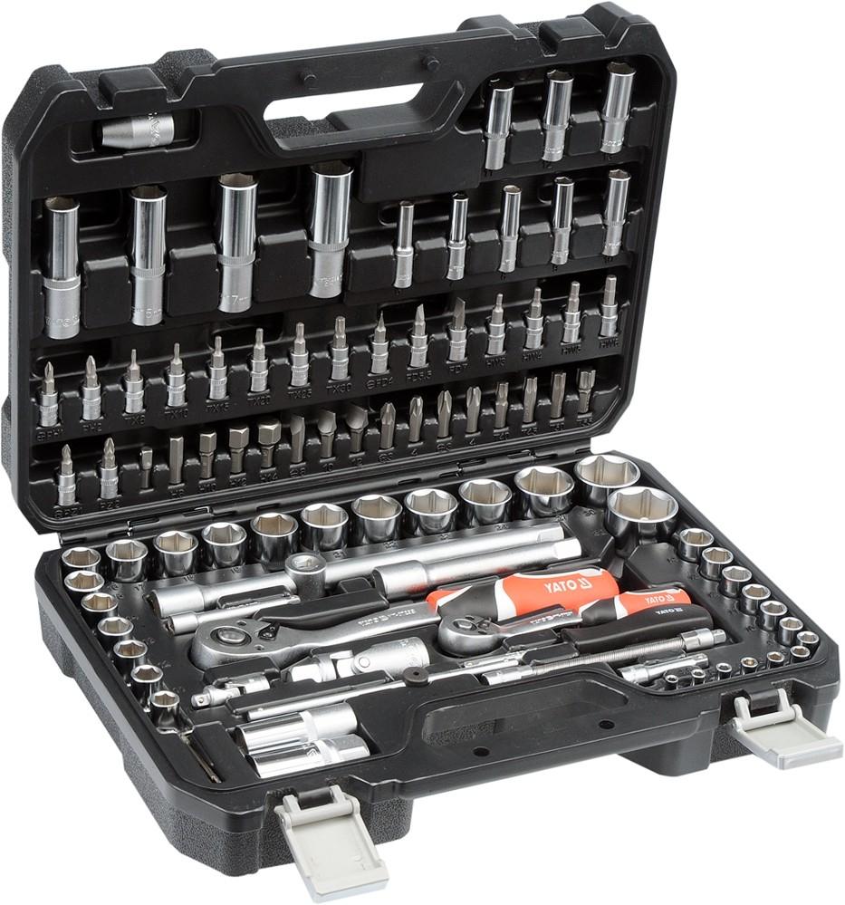 Универсальный набор инструментов Yato 94 предмета YT-12681